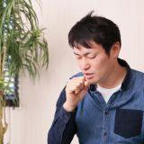 夜に寝るときにでる咳を止める方法。試してみる価値あり!
