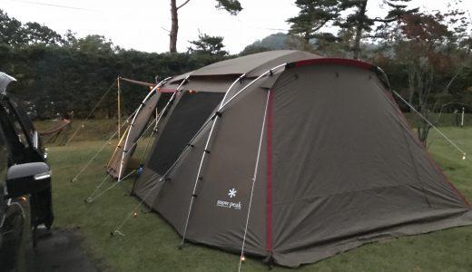 宮城県のおすすめキャンプ場:天守閣自然公園キャンプ場のおすすめポイント