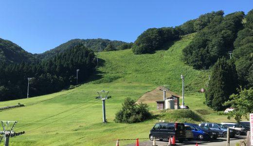 温泉入り放題のとことん山キャンプ場に行ってきました(秋田県湯沢市)